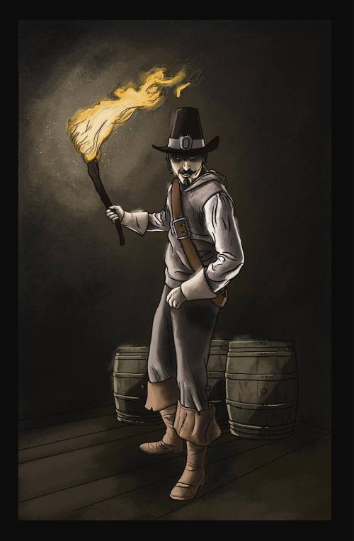 Guy Fawkes f ɔː k s 13 April 1570 31 January 1606 also known as Guido Fawkes while fighting for the Spanish was a member of a group of provincial